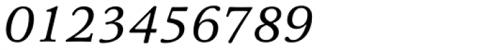 Ashbury Italic Font OTHER CHARS