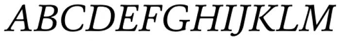 Ashbury Italic Font UPPERCASE