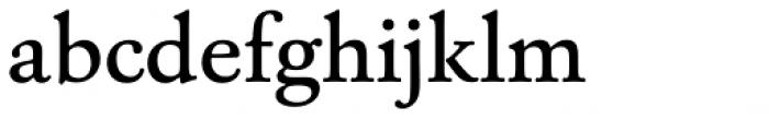 Ashbury Medium Font LOWERCASE