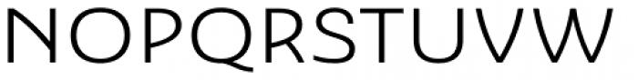 Ashemore Extended Font UPPERCASE