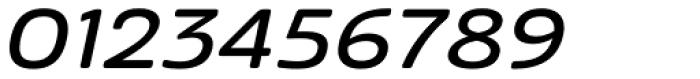 Ashemore Softened Ext Medium Italic Font OTHER CHARS