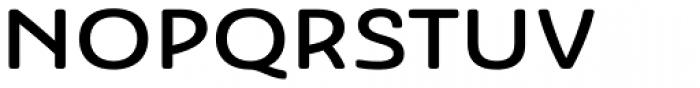 Ashemore Softened Ext Medium Font UPPERCASE