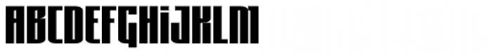 Asimov Sans Font UPPERCASE