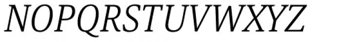 Askan Slim Light Italic Font UPPERCASE