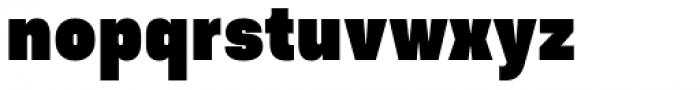 Asket Condensed Black Font LOWERCASE
