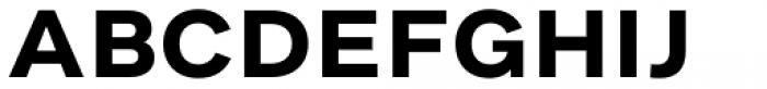 Asket Extended Bold Font UPPERCASE
