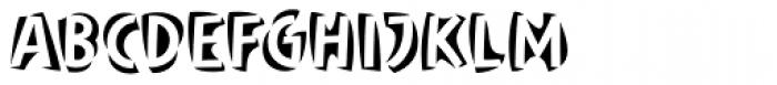 Aspect Font UPPERCASE