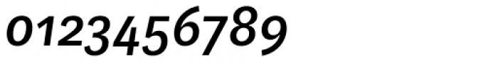 Aspen Medium Italic Font OTHER CHARS