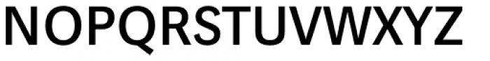 Aspen Medium Font UPPERCASE