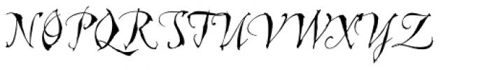 Aspera Std Font UPPERCASE