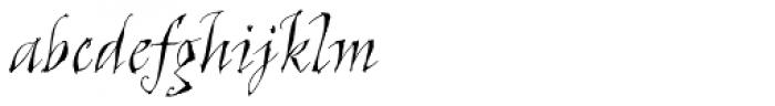 Aspera Std Font LOWERCASE