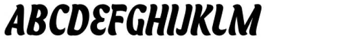 Aspic Bold Font UPPERCASE