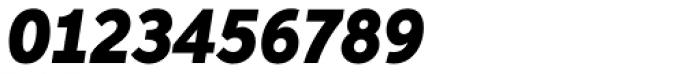 Aspira Nar Black Italic Font OTHER CHARS