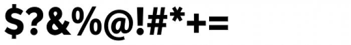 Aspira Nar Heavy Font OTHER CHARS