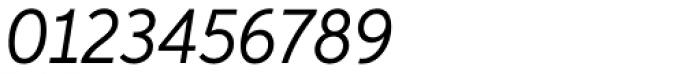 Aspira Nar Italic Font OTHER CHARS