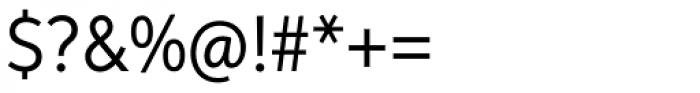Aspira Nar Regular Font OTHER CHARS