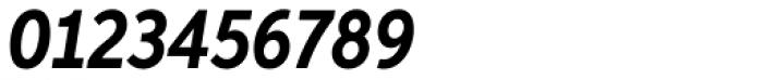 Aspira XNar Bold Italic Font OTHER CHARS