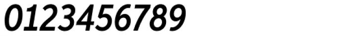 Aspira XNar Demi Italic Font OTHER CHARS