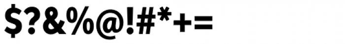 Aspira XNar Heavy Font OTHER CHARS