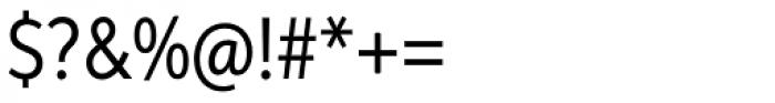 Aspira XNar Regular Font OTHER CHARS