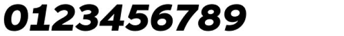Aspira XWide Black Italic Font OTHER CHARS