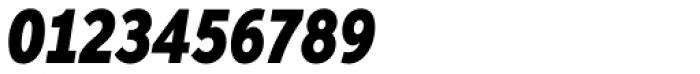 Aspira XXNar Black Italic Font OTHER CHARS