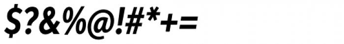 Aspira XXNar Bold Italic Font OTHER CHARS