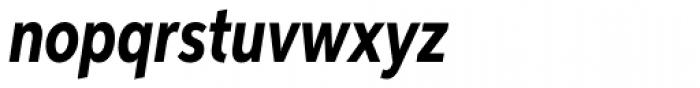 Aspira XXNar Bold Italic Font LOWERCASE