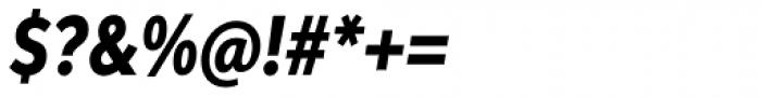 Aspira XXNar Heavy Italic Font OTHER CHARS