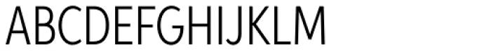 Aspira XXNar Light Font UPPERCASE
