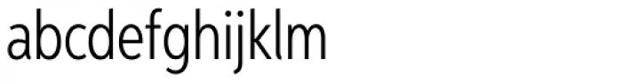 Aspira XXNar Light Font LOWERCASE