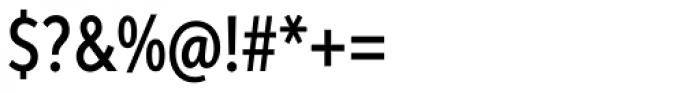 Aspira XXNar Medium Font OTHER CHARS