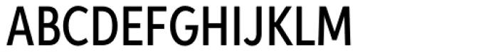 Aspira XXNar Medium Font UPPERCASE