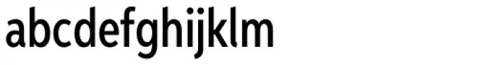 Aspira XXNar Medium Font LOWERCASE