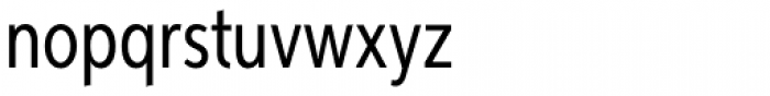 Aspira XXNar Regular Font LOWERCASE
