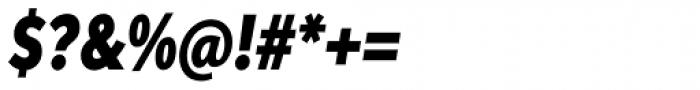 Aspira XXXNar Black Italic Font OTHER CHARS