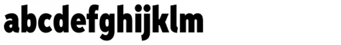Aspira XXXNar Black Font LOWERCASE