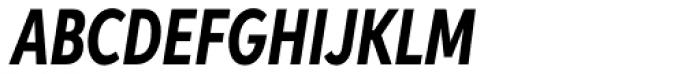 Aspira XXXNar Bold Italic Font UPPERCASE