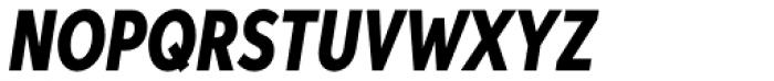 Aspira XXXNar Heavy Italic Font UPPERCASE