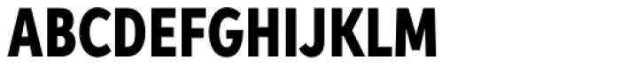 Aspira XXXNar Heavy Font UPPERCASE
