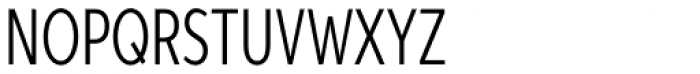 Aspira XXXNar Light Font UPPERCASE