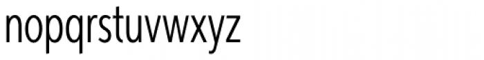 Aspira XXXNar Light Font LOWERCASE