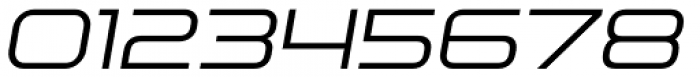 Aspire Light Oblique Font OTHER CHARS
