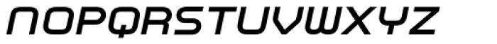 Aspirin Advance Bold Italic Font UPPERCASE