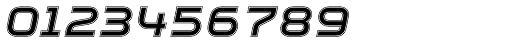 Aspirin Advance Varsity Italic Font OTHER CHARS