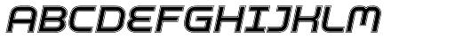 Aspirin Advance Varsity Italic Font UPPERCASE