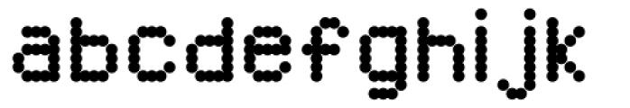 Astalamet Pro Heavy Font LOWERCASE