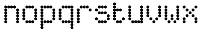 Astalamet Pro Medium Font LOWERCASE