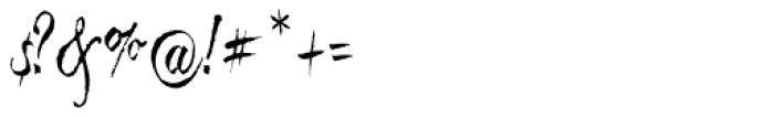 Astara Font OTHER CHARS