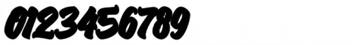Asterik Outline Font OTHER CHARS